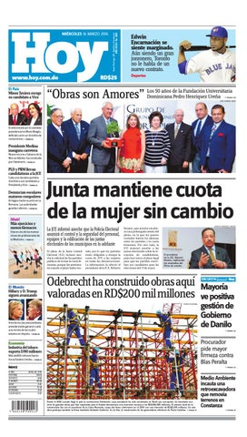 huge discount db731 bde7b Periódico 16 de marzo, 2016 by Periodico Hoy - issuu