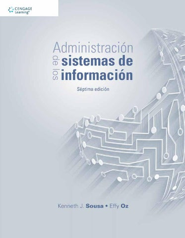 Resultado de imagen para Administración de los sistemas de información. - Séptima edición