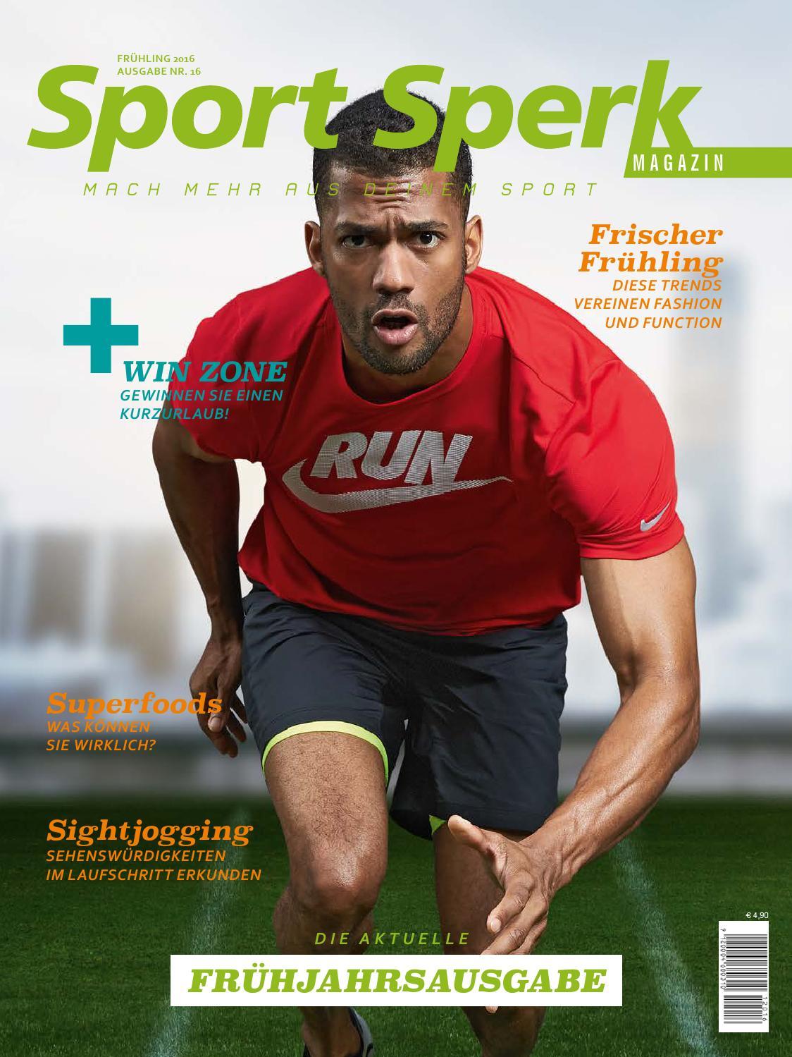 Sport Sperk Run and train by UCM Verlag issuu