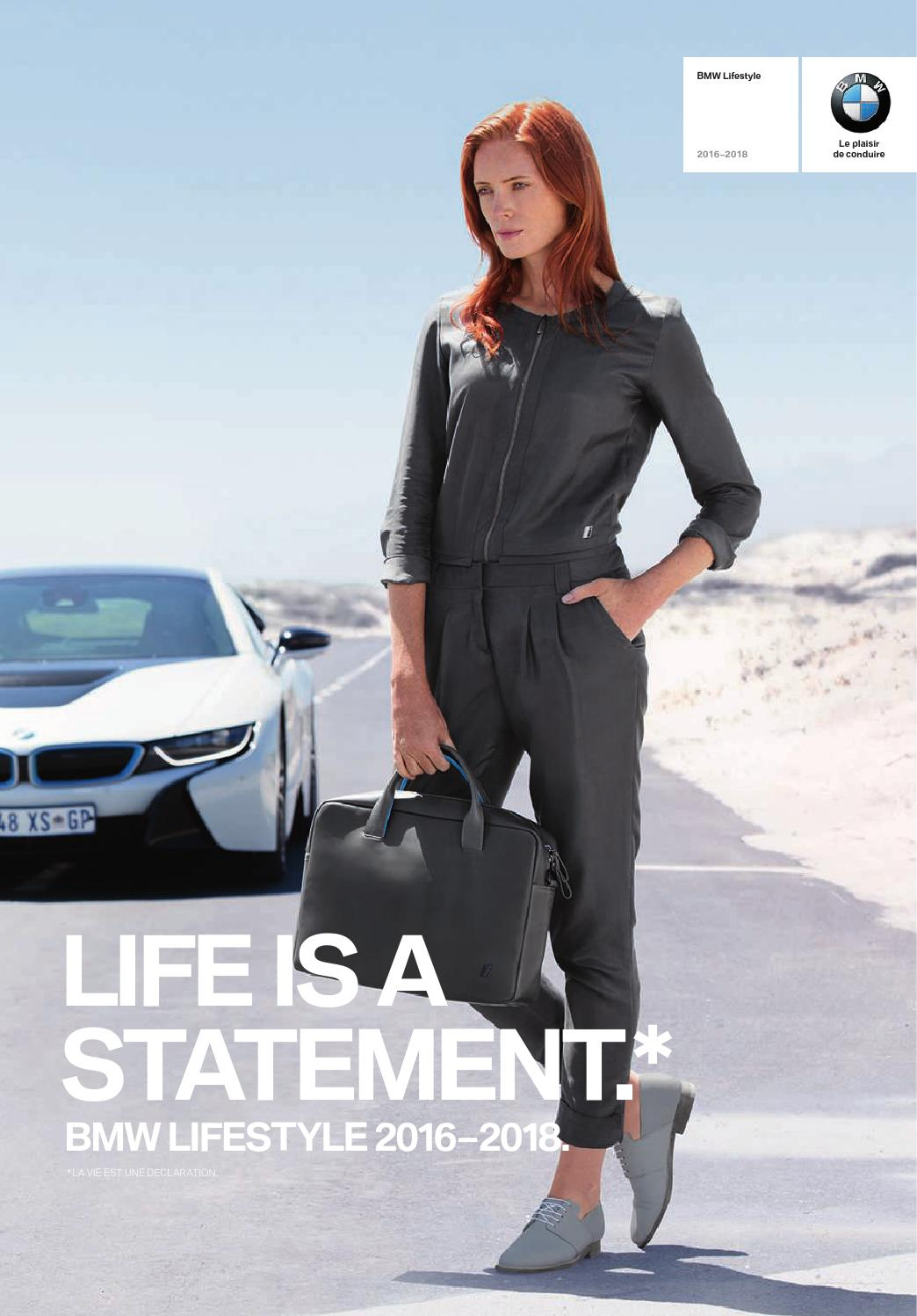 ab3ea7e4115a5 Nouveau ! BMW Lifestyle Main Collection. by BMW Group Belux - issuu