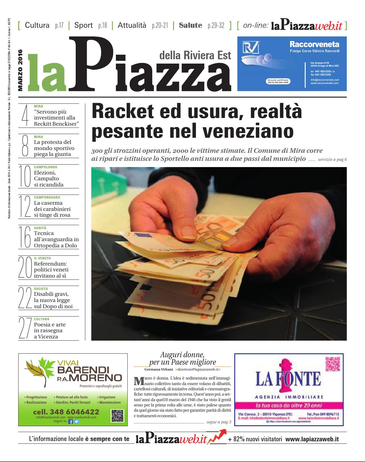 Riviera est marz2016 n36 by lapiazza give emotions - issuu 9af27b047ed2