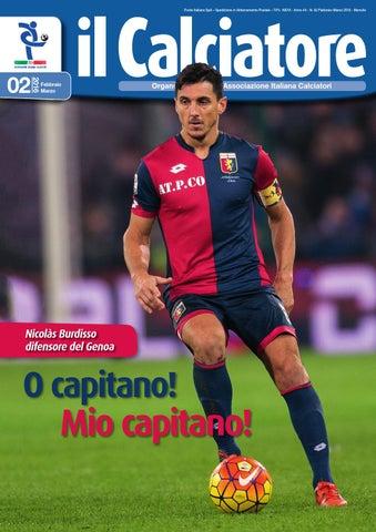 Il calciatore febbraio marzo 2016 by Associazione Italiana ... 0acaa4ed82d8