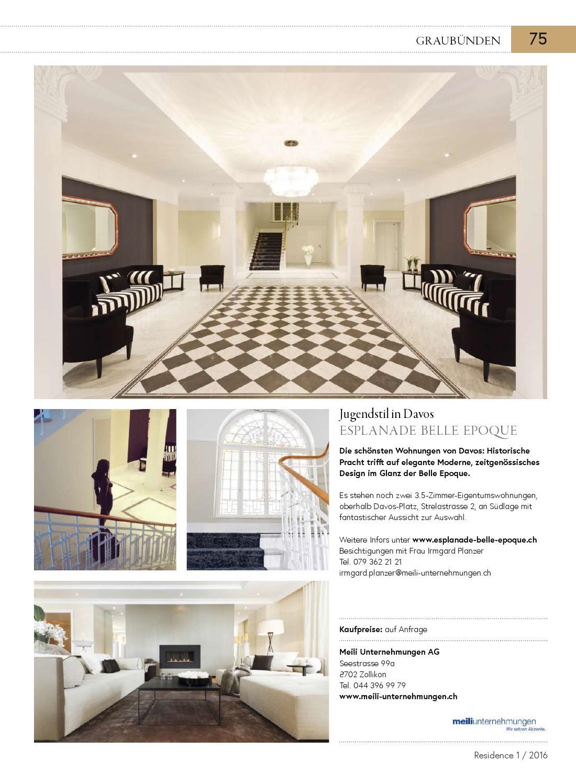 NZZ Residence März 2016 by NZZ Residence - issuu