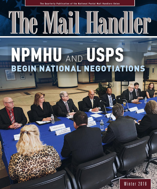 Mail Handler Cover Letter