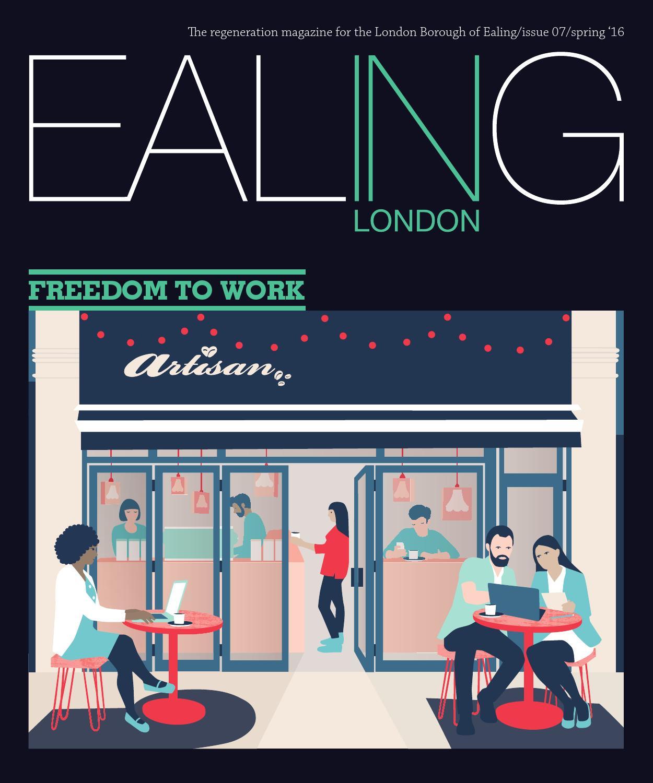 Ealing in london 7 by 3fox international ltd issuu malvernweather Choice Image