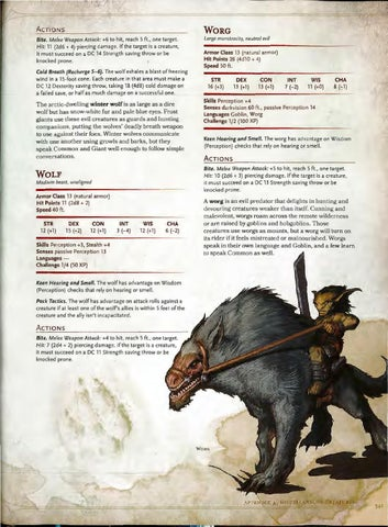 Dnd 5e Monsters Manual By William Vicentini Issuu
