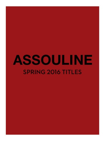 Rizzoli fall 2018 catalog by rizzoli international publications issuu assouline spring 2016 catalog fandeluxe Choice Image