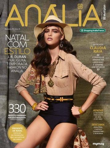 2e67546f971ce Revista Anália 15 by Editora Mymag - issuu