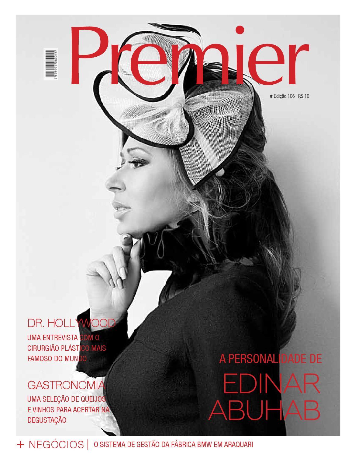 2f95030e3ed Revista Premier Edição 106 - Fevereiro 2016