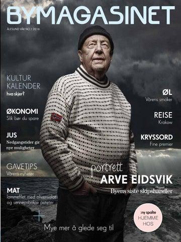 efcddf89c Bymagasinet Ålesund No.1 2016 by BYMAGASINET - issuu