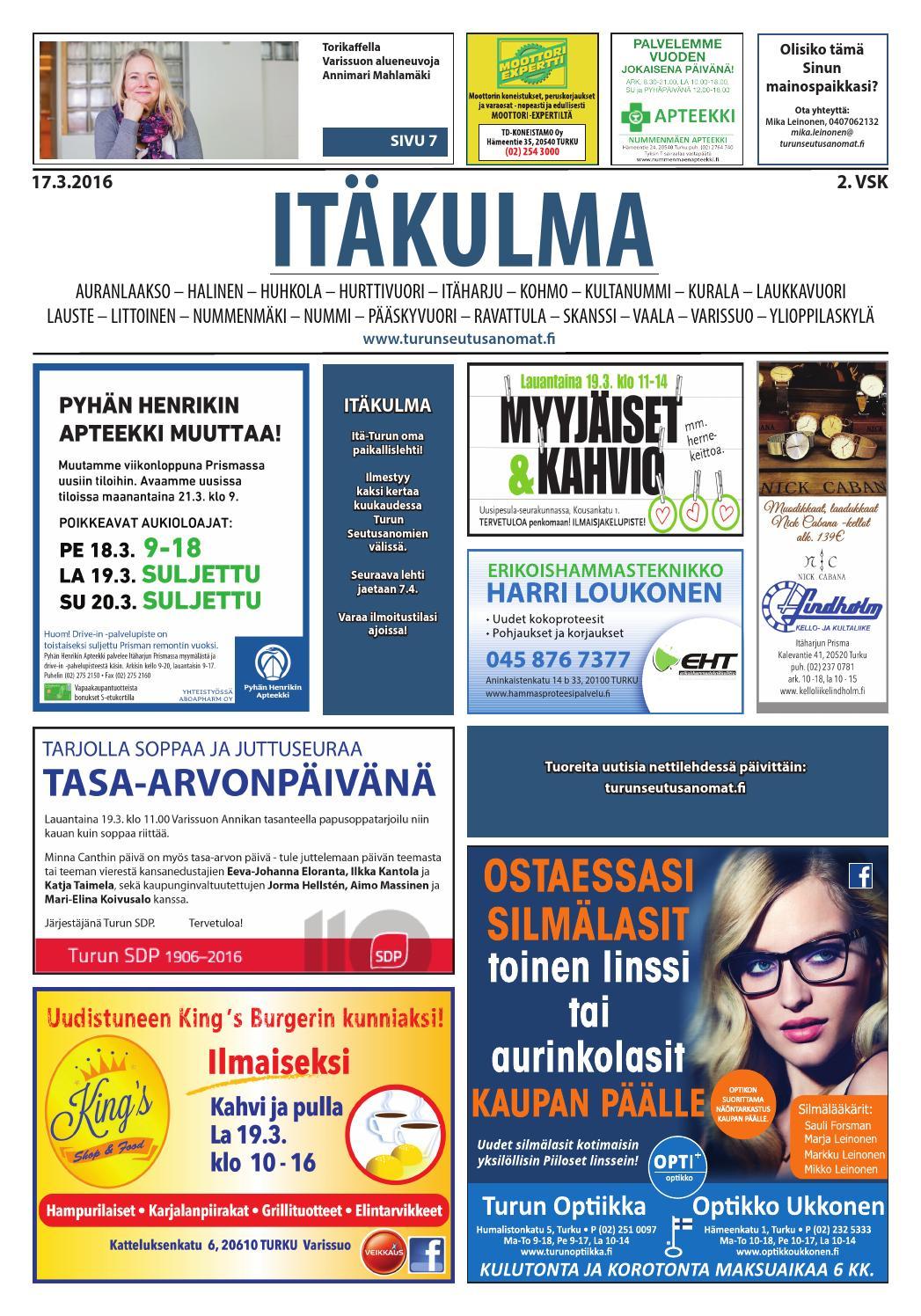 Hurttivuori Turku