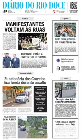 f0bb42d3fd6 Diário do Rio Doce - Edição de 20 03 2016 by Diário do Rio Doce - issuu