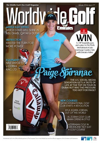 Worldwide Golf January 2016 by WSP Global - issuu 389ae442a963b
