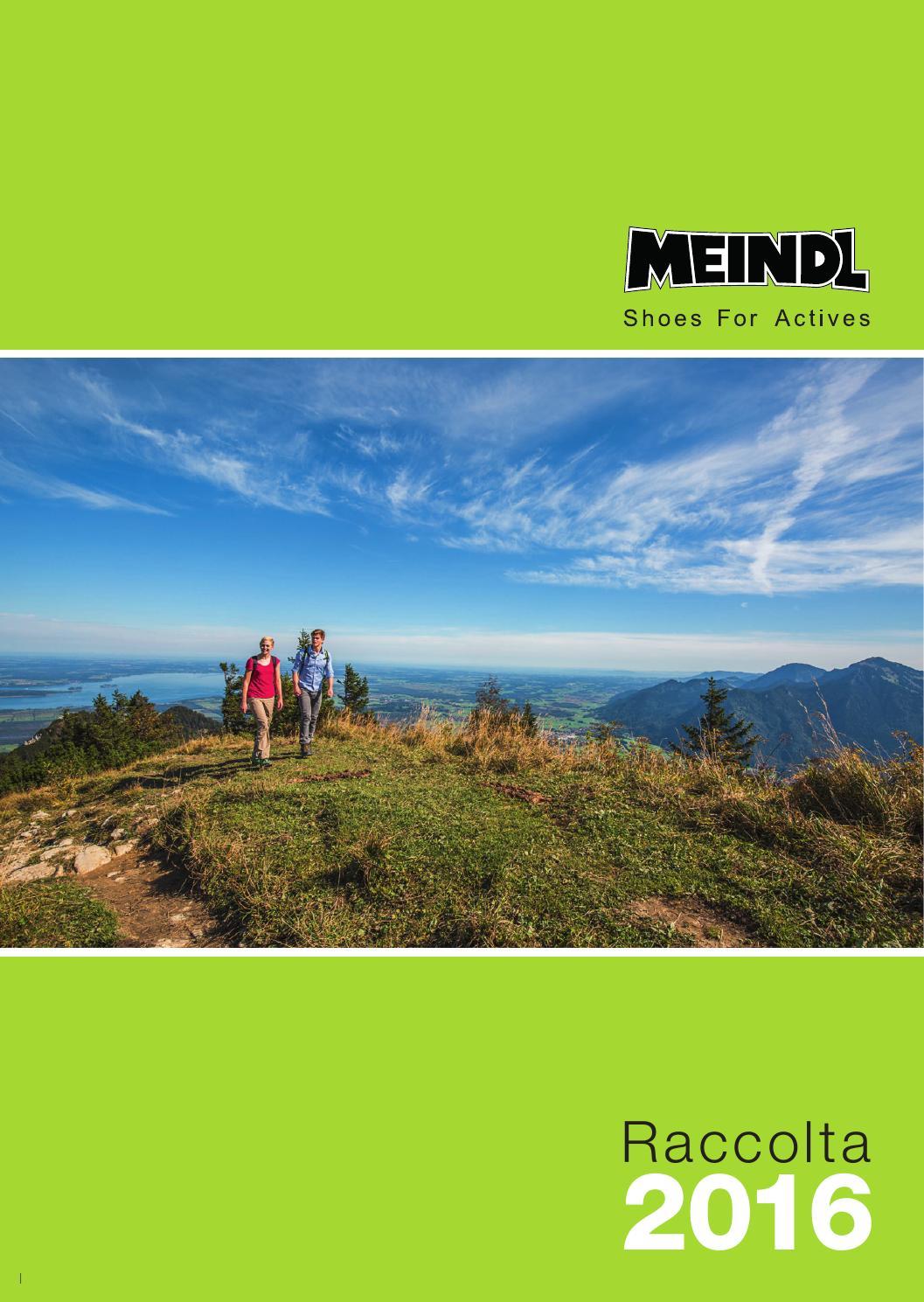 bester Preis am beliebtesten billigsten Verkauf MEINDL Catalogue Summer 2016 by MountainBlogIT - issuu
