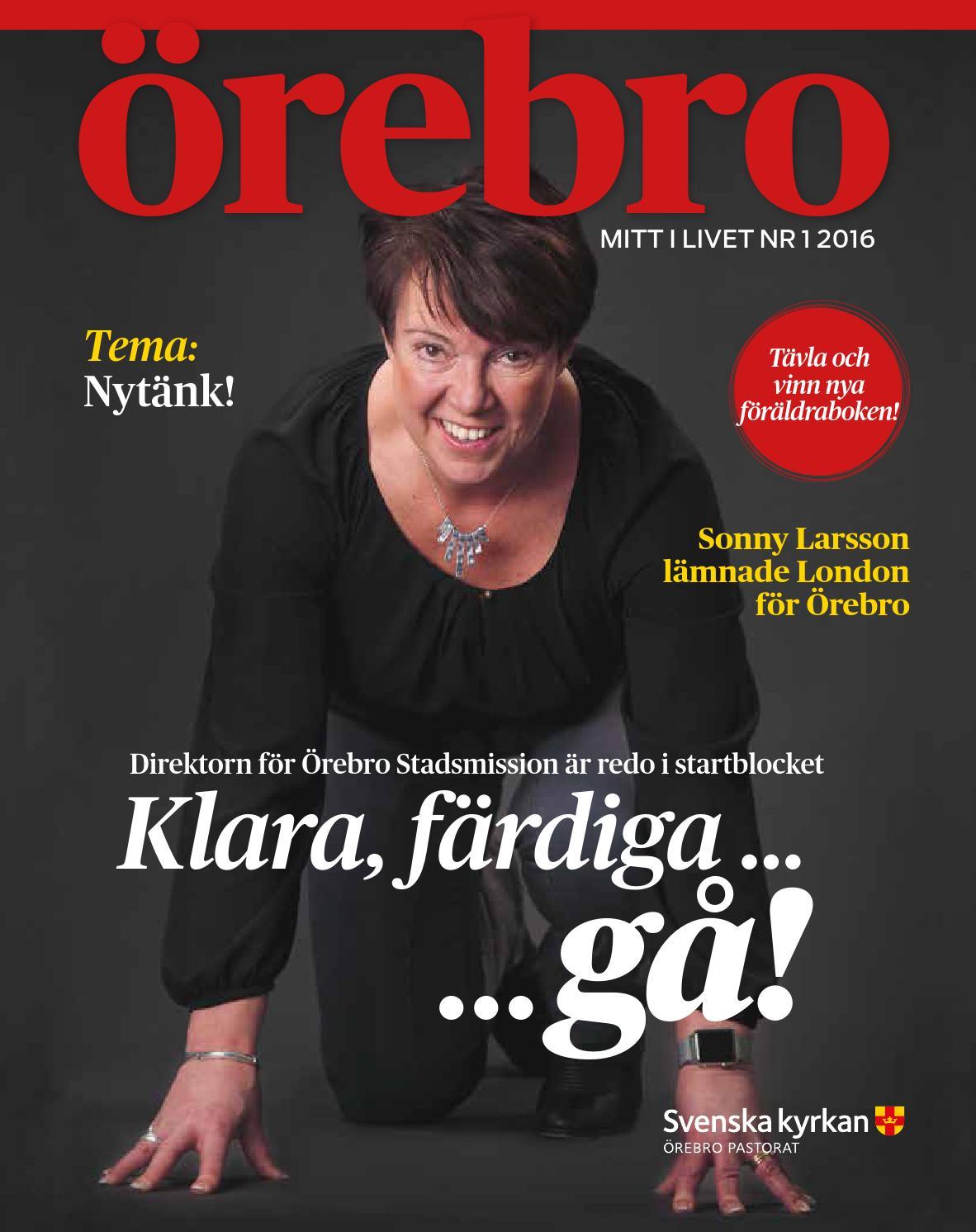 Karin Gunnarsson, 40 r i rebro p Nygatan 47 - adress