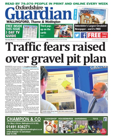 b8aa159b60cba 17 march 2016 oxfordshire guardian wallingford by Taylor Newspapers ...