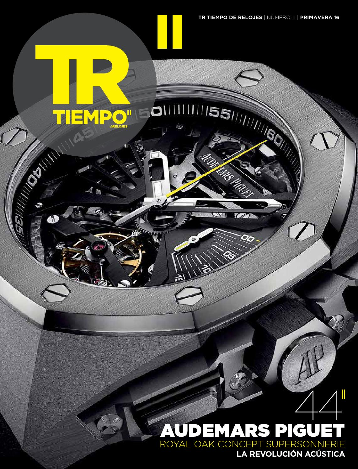 Tr tiempoderelojes numero 11 by Ed-Tourbillon.Spain - issuu 9d06806dcfc5