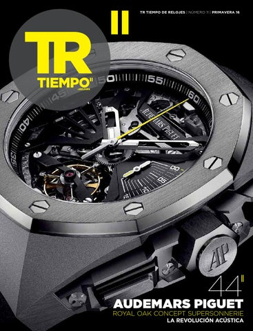 dd8f846da176 Tr tiempoderelojes numero 11 by Ed-Tourbillon.Spain - issuu