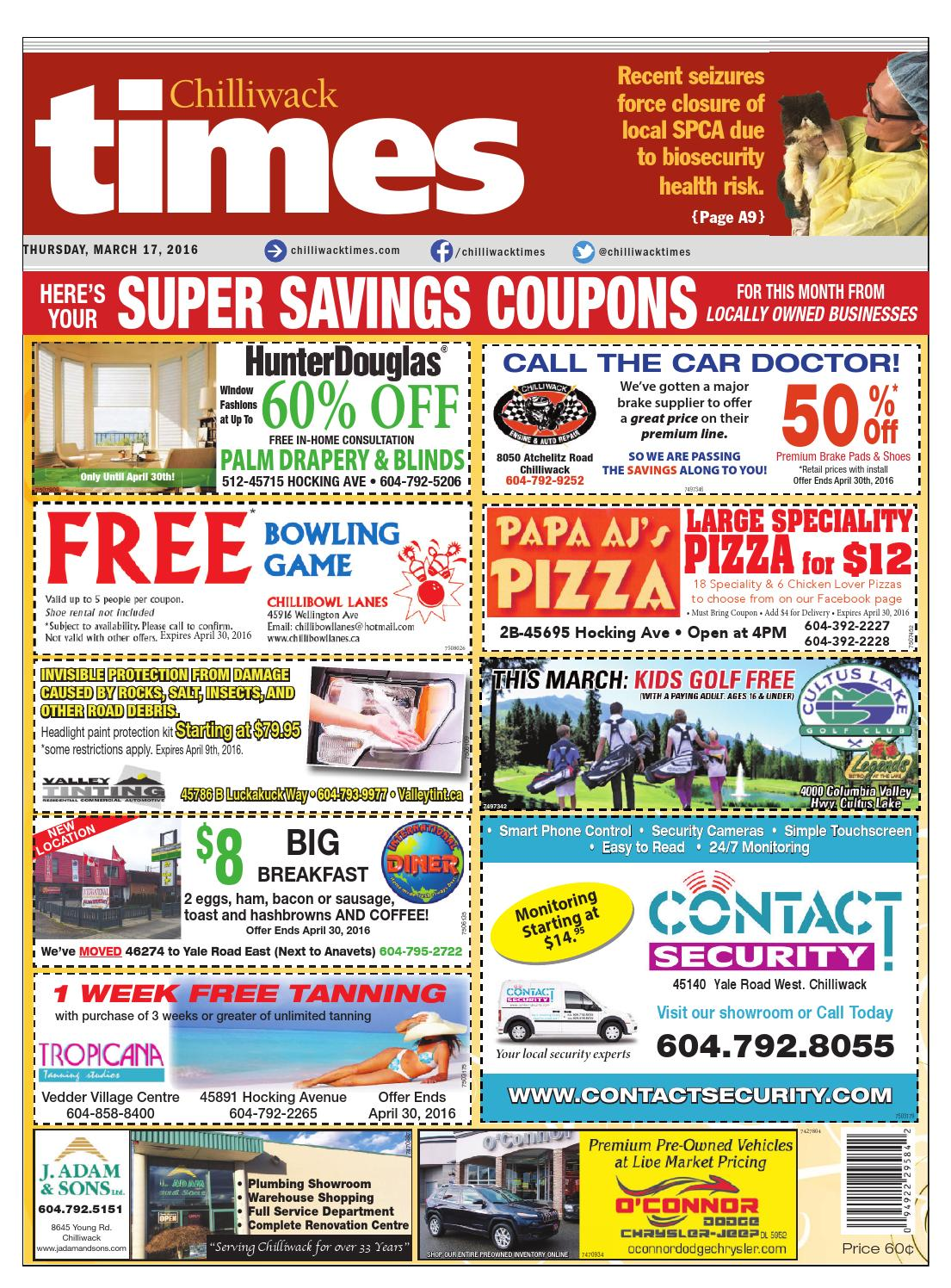 4f61d066 Chilliwack Times, March 17, 2016 by Black Press Media Group - issuu