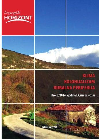 """Ova je knjiga neznatno izmijenjena verzija autorova diplomskog rada iz 2014 (""""Rijeka."""