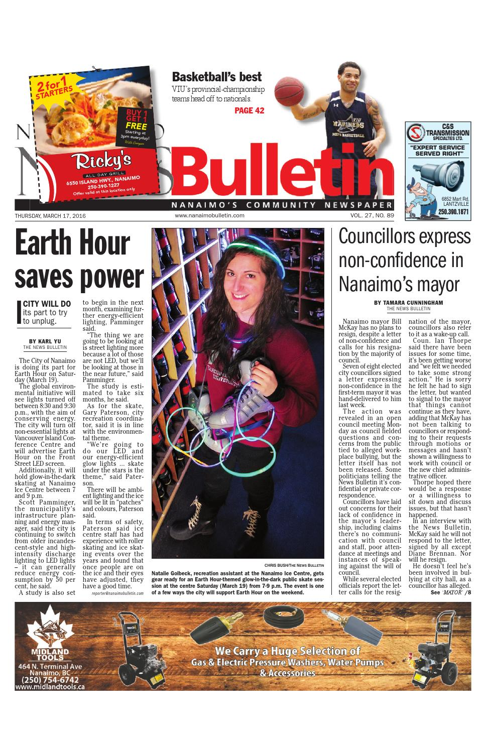 Bathmaster Nanaimo nanaimo news bulletin, march 17, 2016black press - issuu
