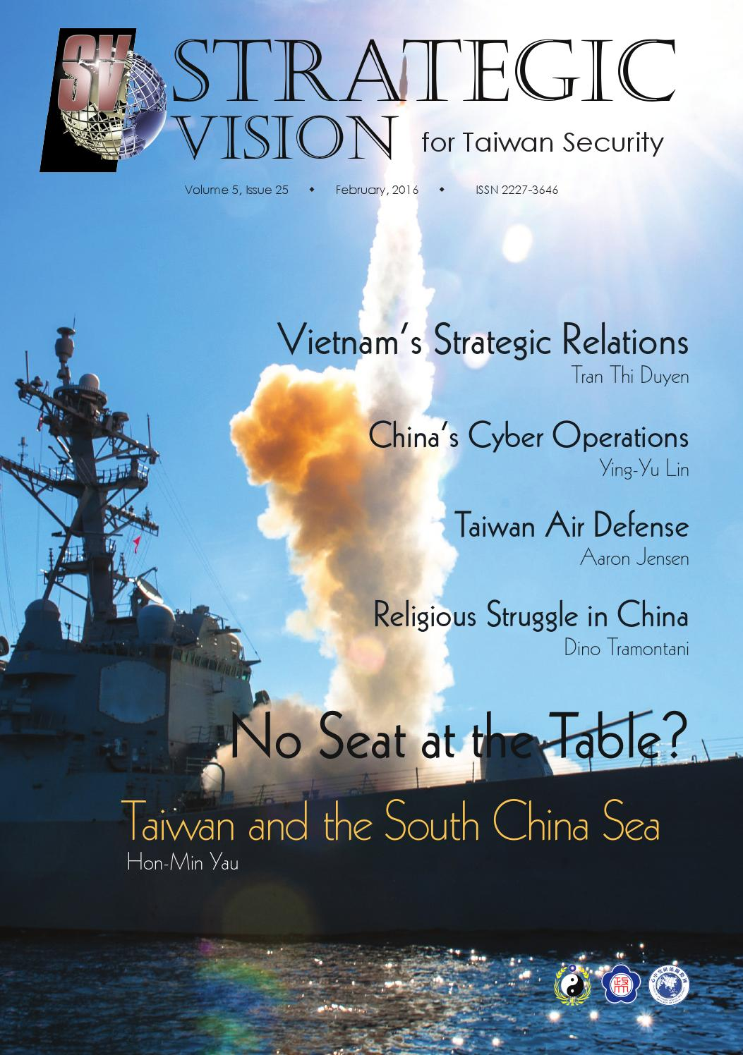 Strategic Vision Issue 25 By Tcss Issuu