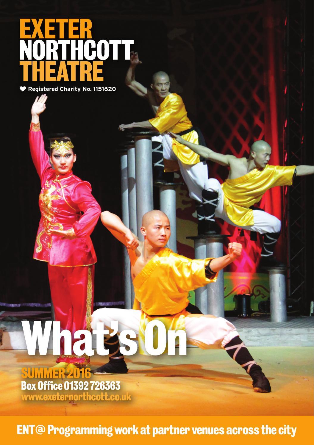 Summer 2019 Season Brochure by Cambridge Arts Theatre - Issuu