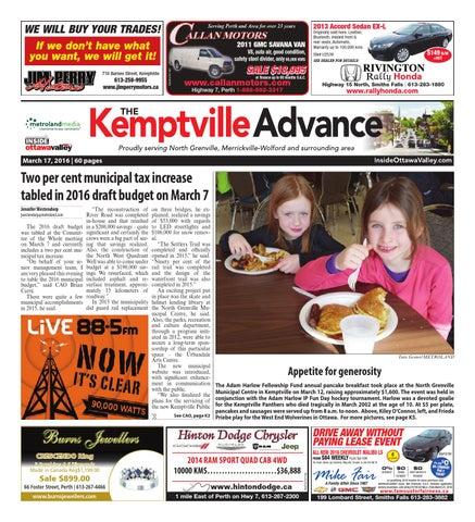3d95dc51039d Kemptville031716 by Metroland East - Kemptville Advance - issuu