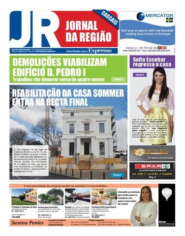 d97a8e70520 Edição de Cascais 67 do Jornal da Região by Jornal da Região - issuu
