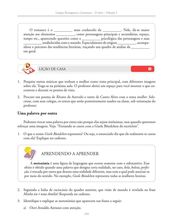 Cadernodoaluno Lingua Portuguesa 2º Vol 01 By Angelo Issuu