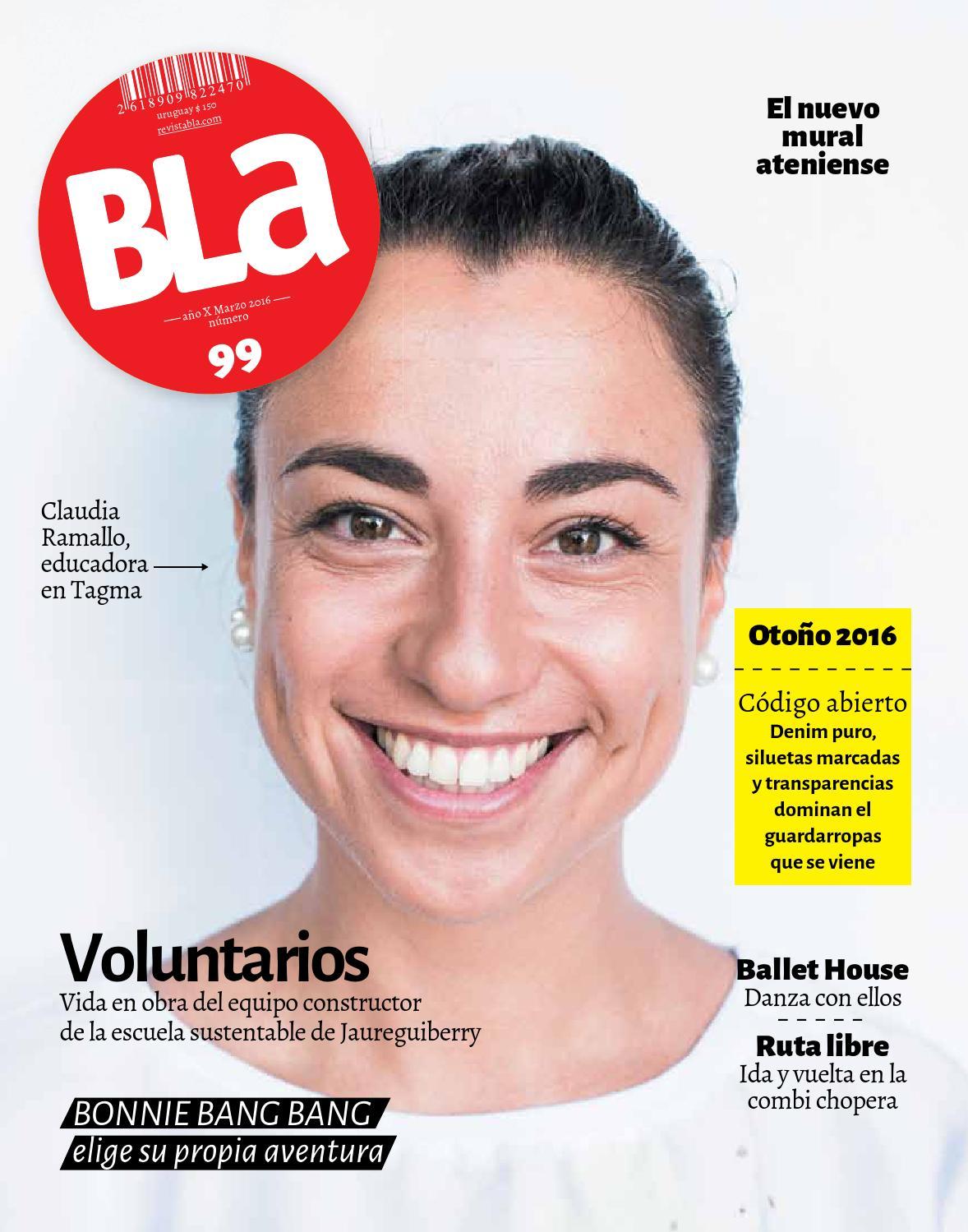 ea4adb7c8db BLa 99 Marzo by Editorial BLa - issuu