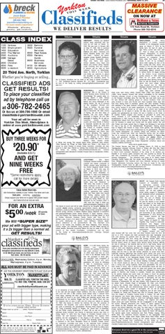 Yorkton This Week Classifieds March 16, 2016 by Yorkton This Week ...