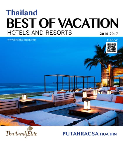 Thailand Best Of Vacation Hotels And Resorts