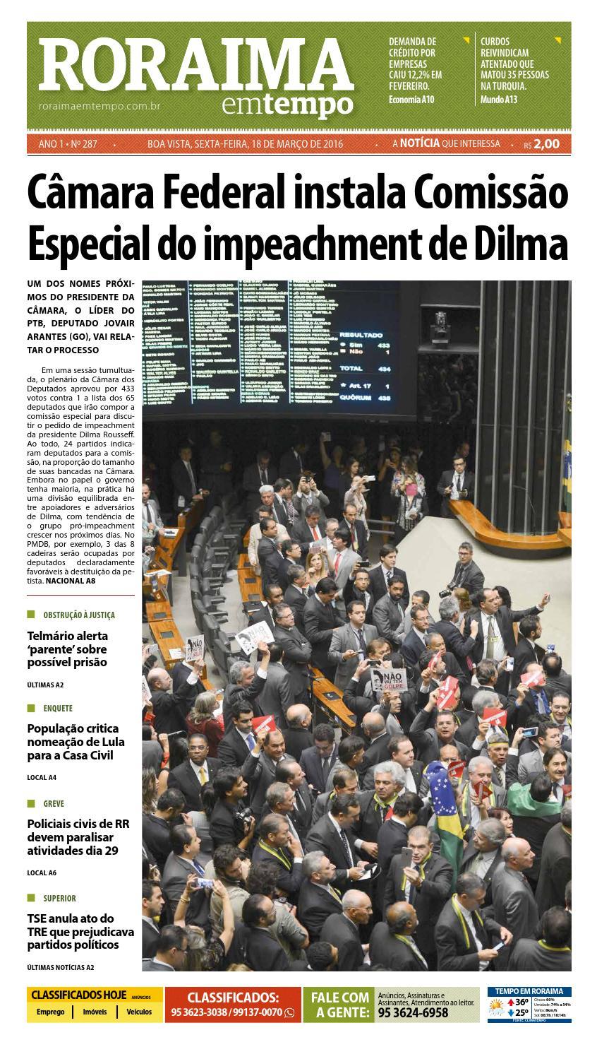 6382b37e44556 Jornal roraima em tempo – edição 287 – período de visualização gratuito 1  by RoraimaEmTempo - issuu