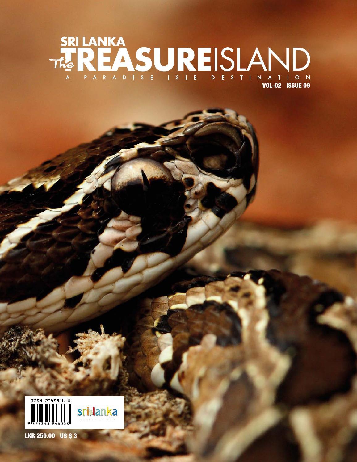 Tresure Island Magazine Feb March 2016 By Suranga Cooray Issuu