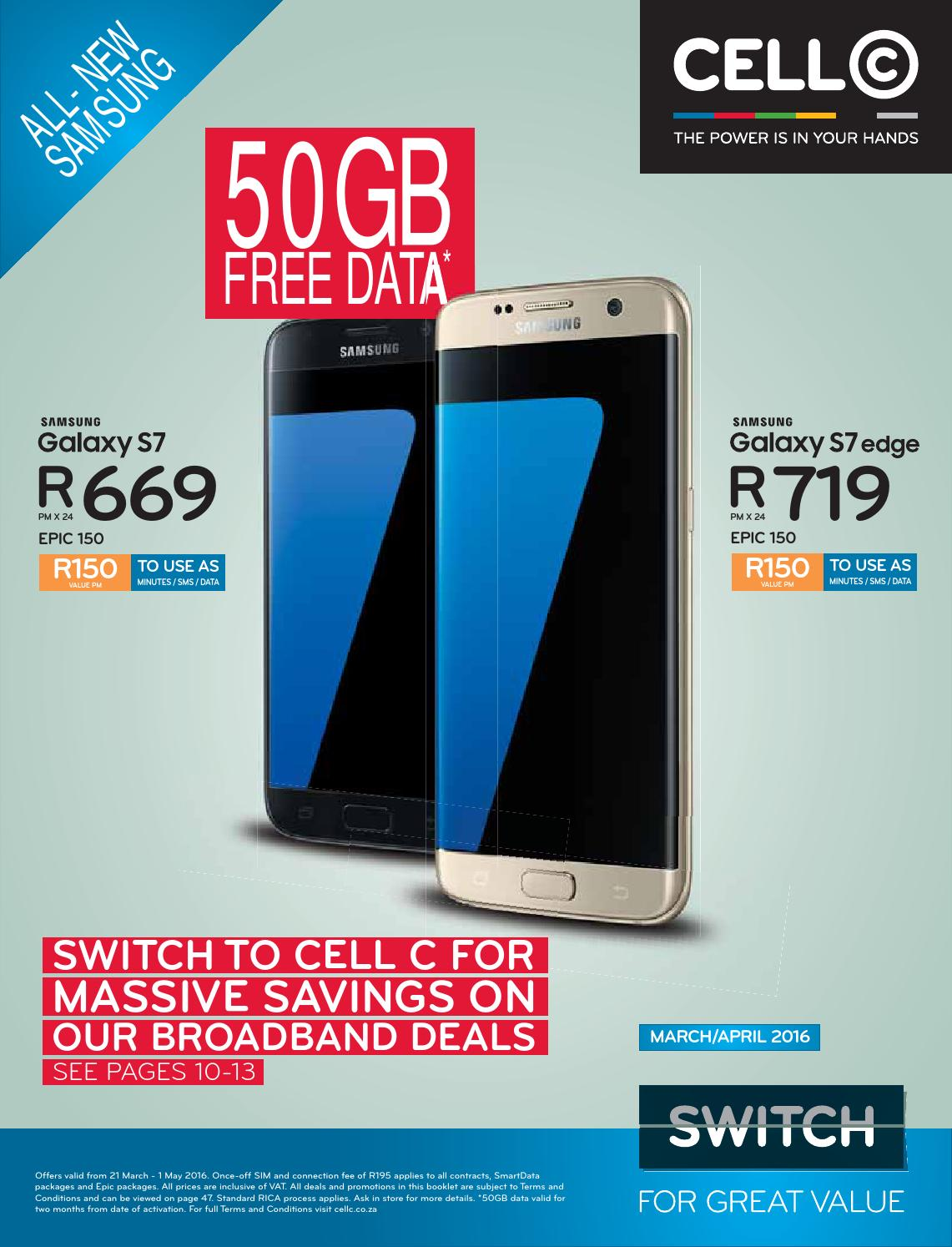 Cell C Franchise Booklet March-May 2016 by Cell C South Africa - issuu