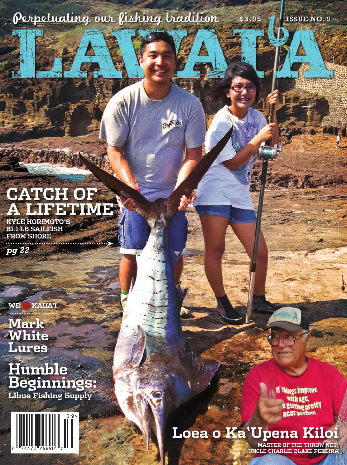 Lawai 39 a issue 9 by lawai 39 a magazine issuu for Fishing stores oahu