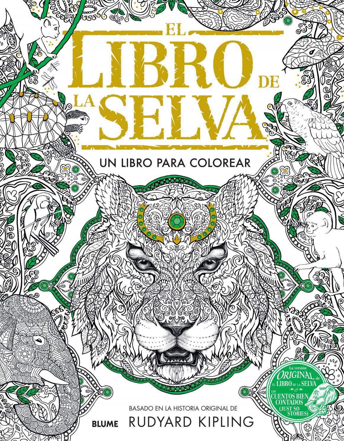 El libro de la selva by Editorial Blume - issuu