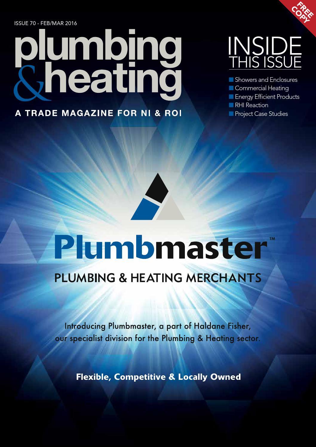 Plumbing and Heating Magazine Issue70 by Karen McAvoy Publishing - issuu