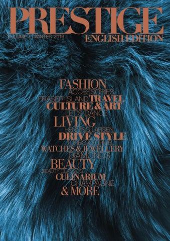 9f021e4fd4ce2 PRESTIGE English Edition Volume 1 by rundschauMEDIEN AG - issuu