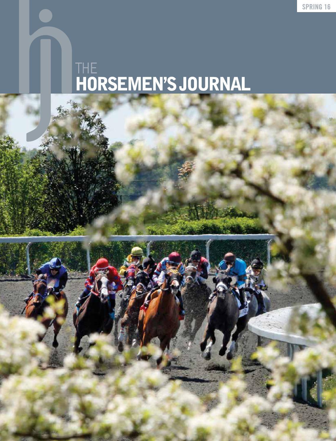 The Horsemen's Journal - Spring 2016 by The Horsemen's