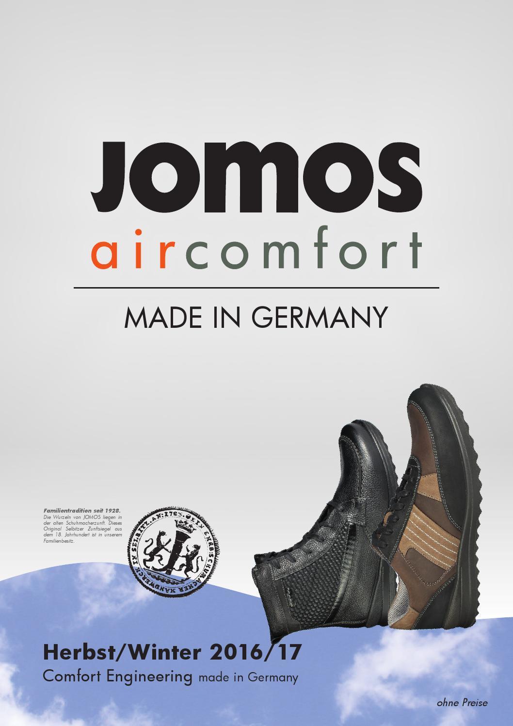 JOMOS Katalog HW 201617 by Anne Mohr issuu
