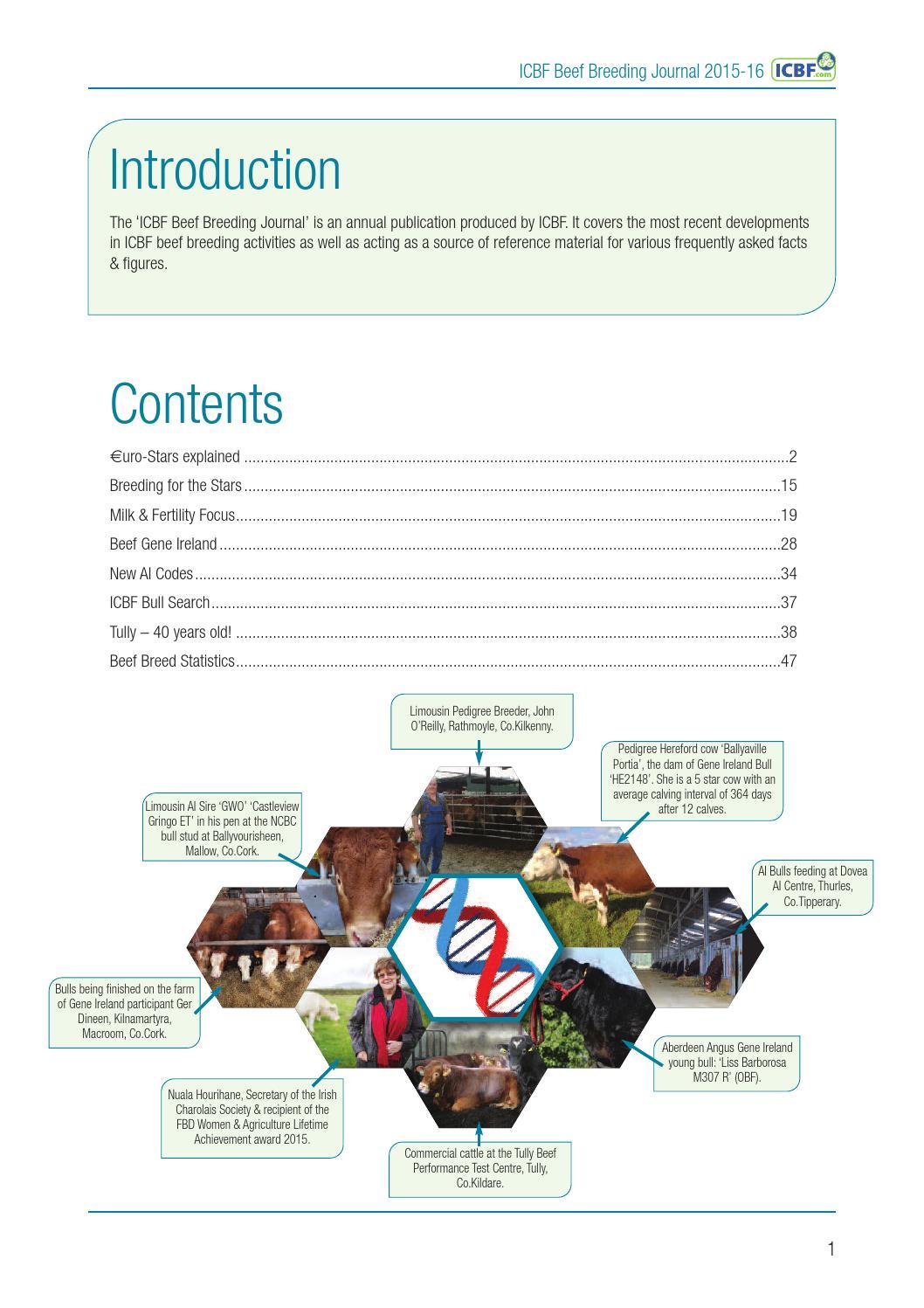 Beef Breeding Journal 2015-2016 by Herdplus - issuu