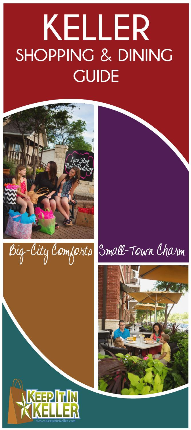 Keller Shopping and Dining Guide - City of Keller, Texas by City ...