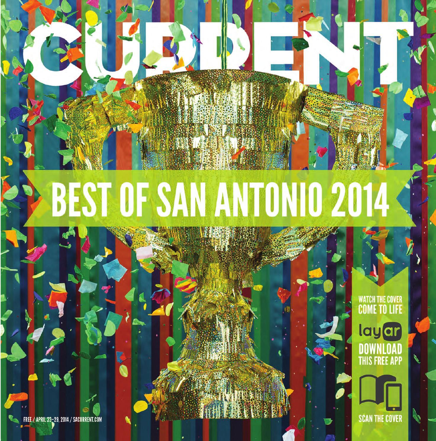 d264f1fe601 San antonio current best of san antonio 2014 by Euclid Media Group ...
