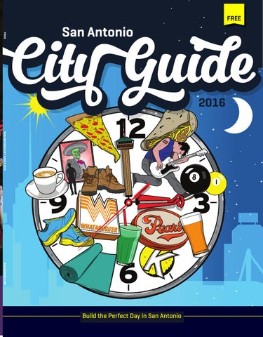 San antonio current city guide 2016
