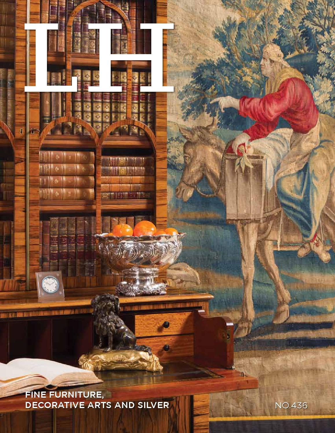 Sale 436 fine furniture decorative arts and silver by leslie hindman auctioneers issuu