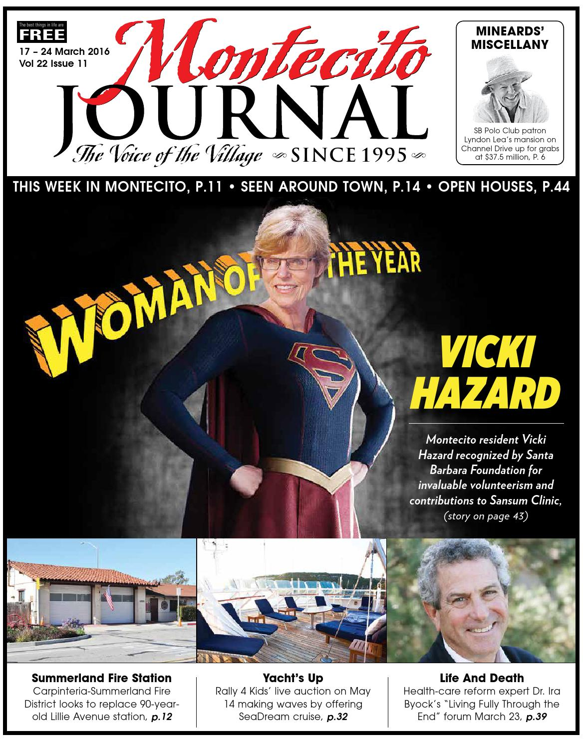 woman of the year by montecito journal issuu