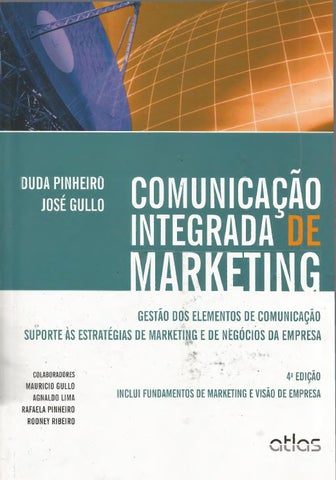 Comunicao integrada de marketing by dhowglas issuu page 1 fandeluxe Images