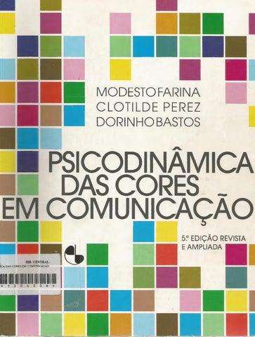 Psicodinâmica das cores na comunicação by Dhowglas - issuu b90dcac5ec333